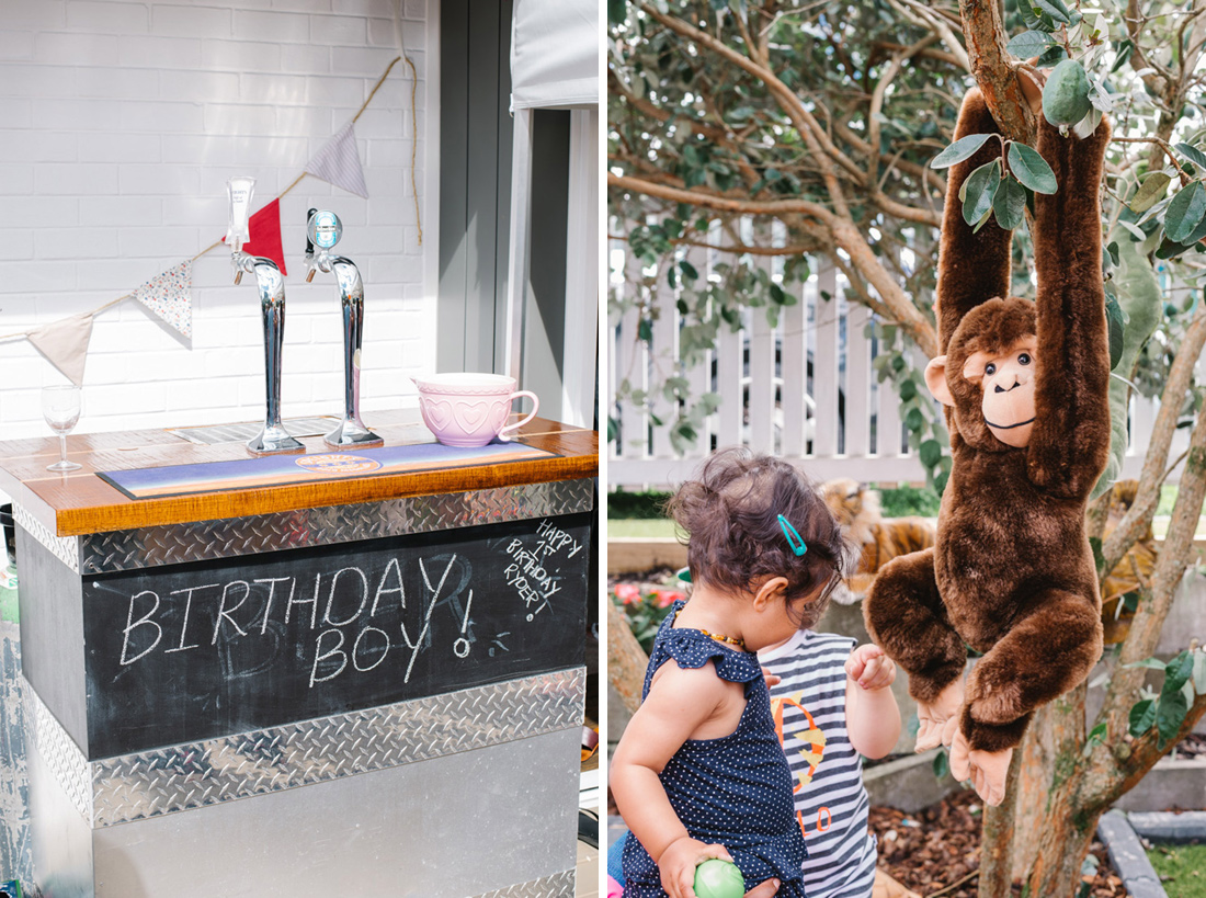 ryder's first birthday in auckland