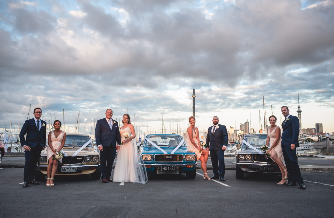 Westhaven Wedding Auckland