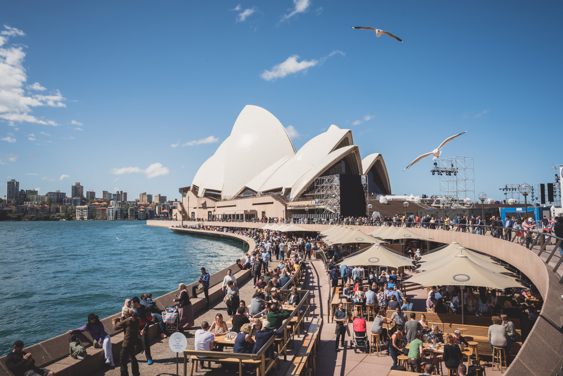 Sydney travel opera house