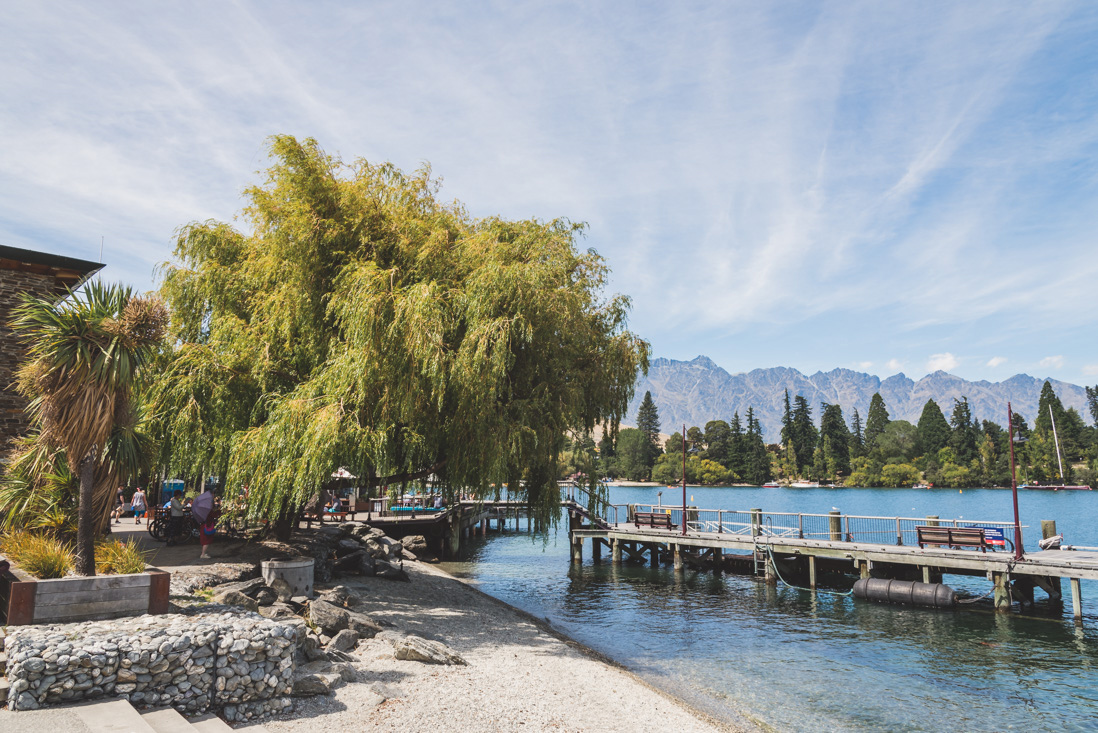 queenstown wanaka south island new zealand travel